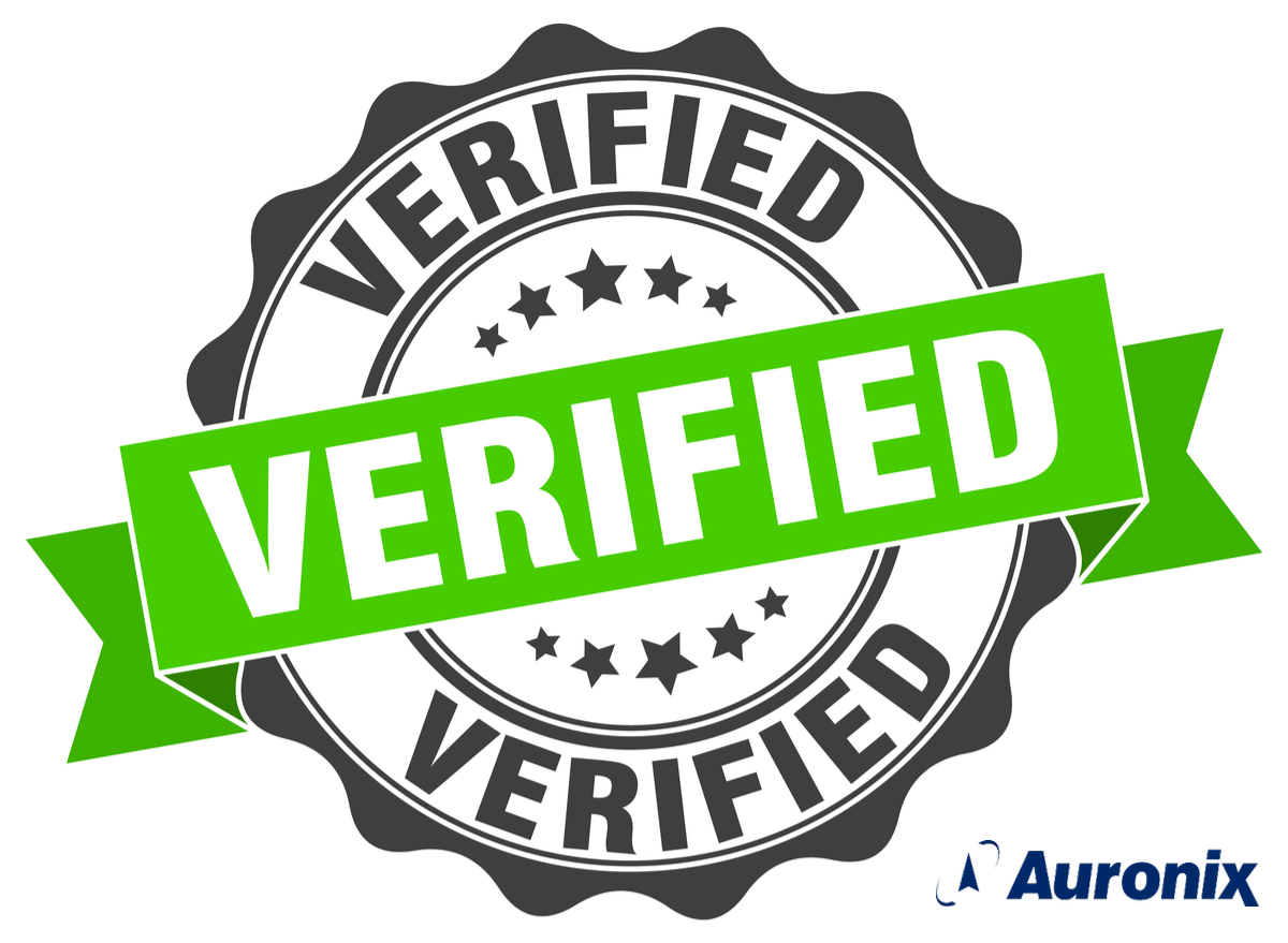 Verified - Auronix