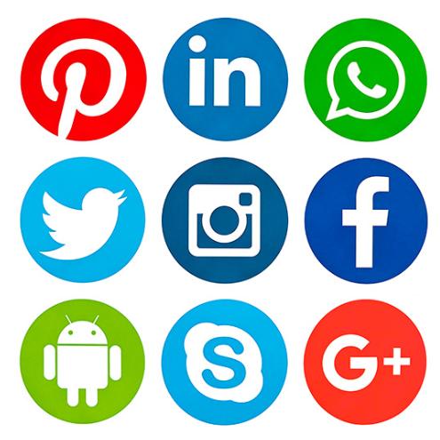 auronix redes sociales
