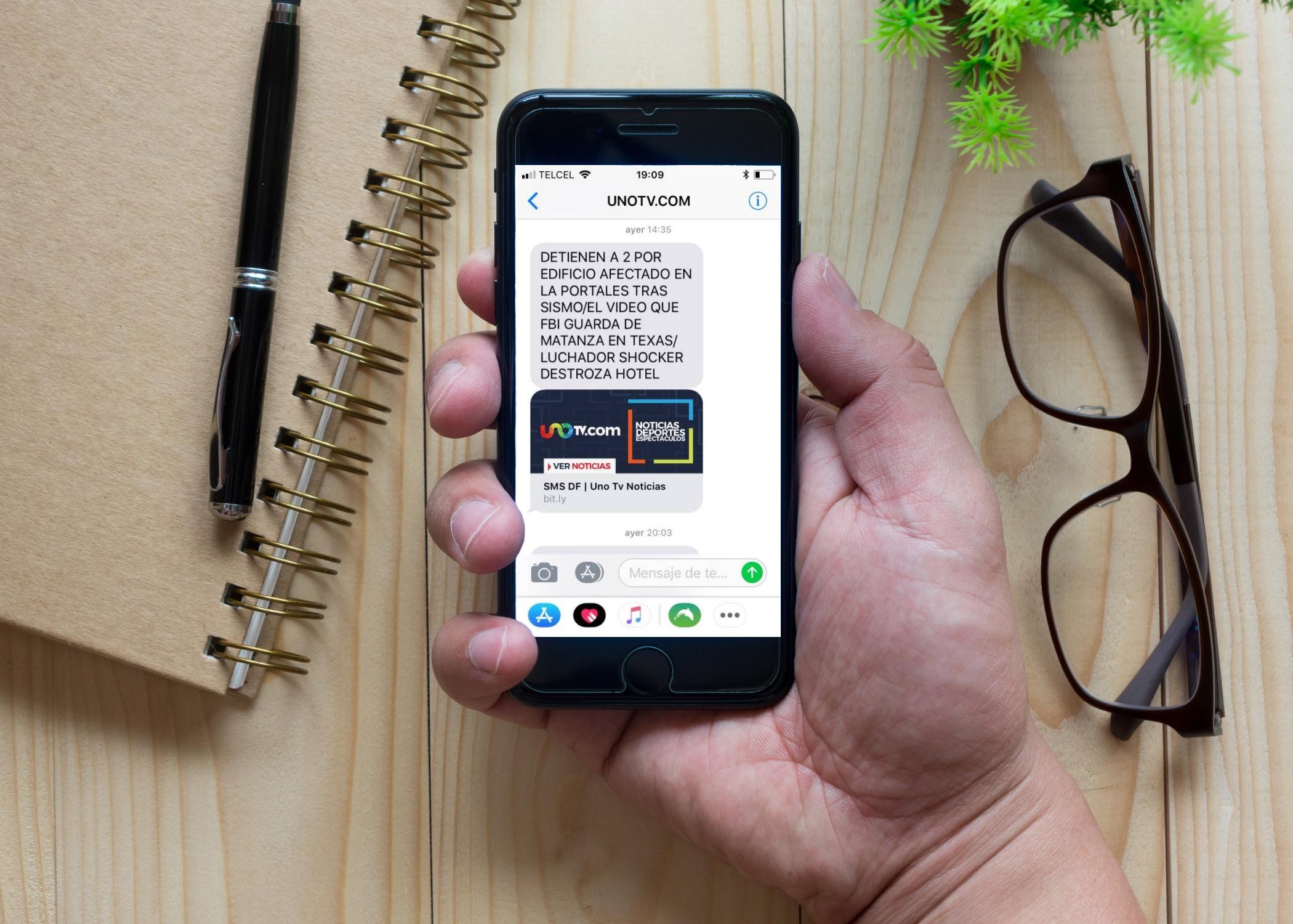 ¿Cómo aprovechar los 160 caracteres del SMS?