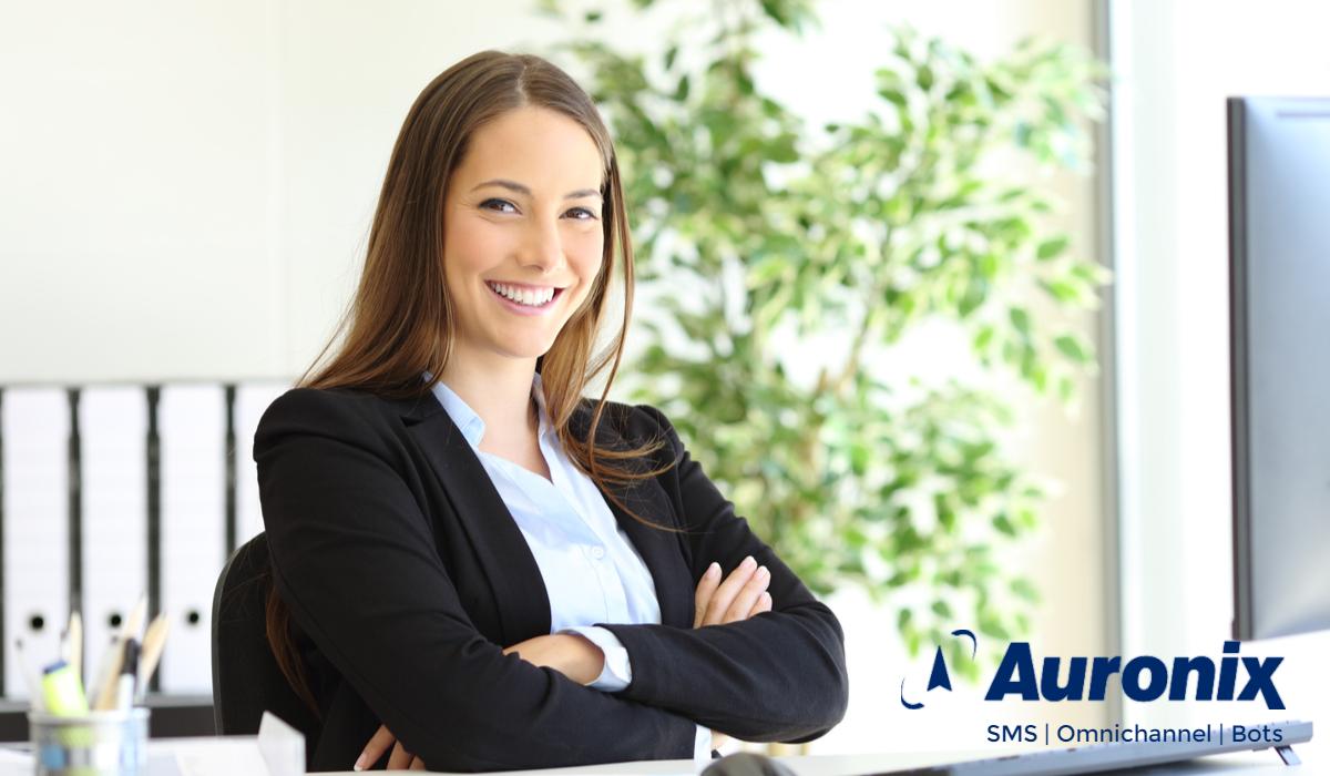 Razones para confiar en Auronix para tu campaña SMS