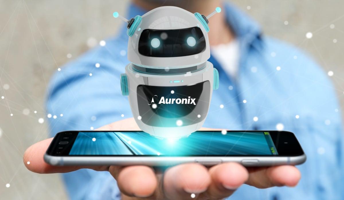mobile bots by auronix